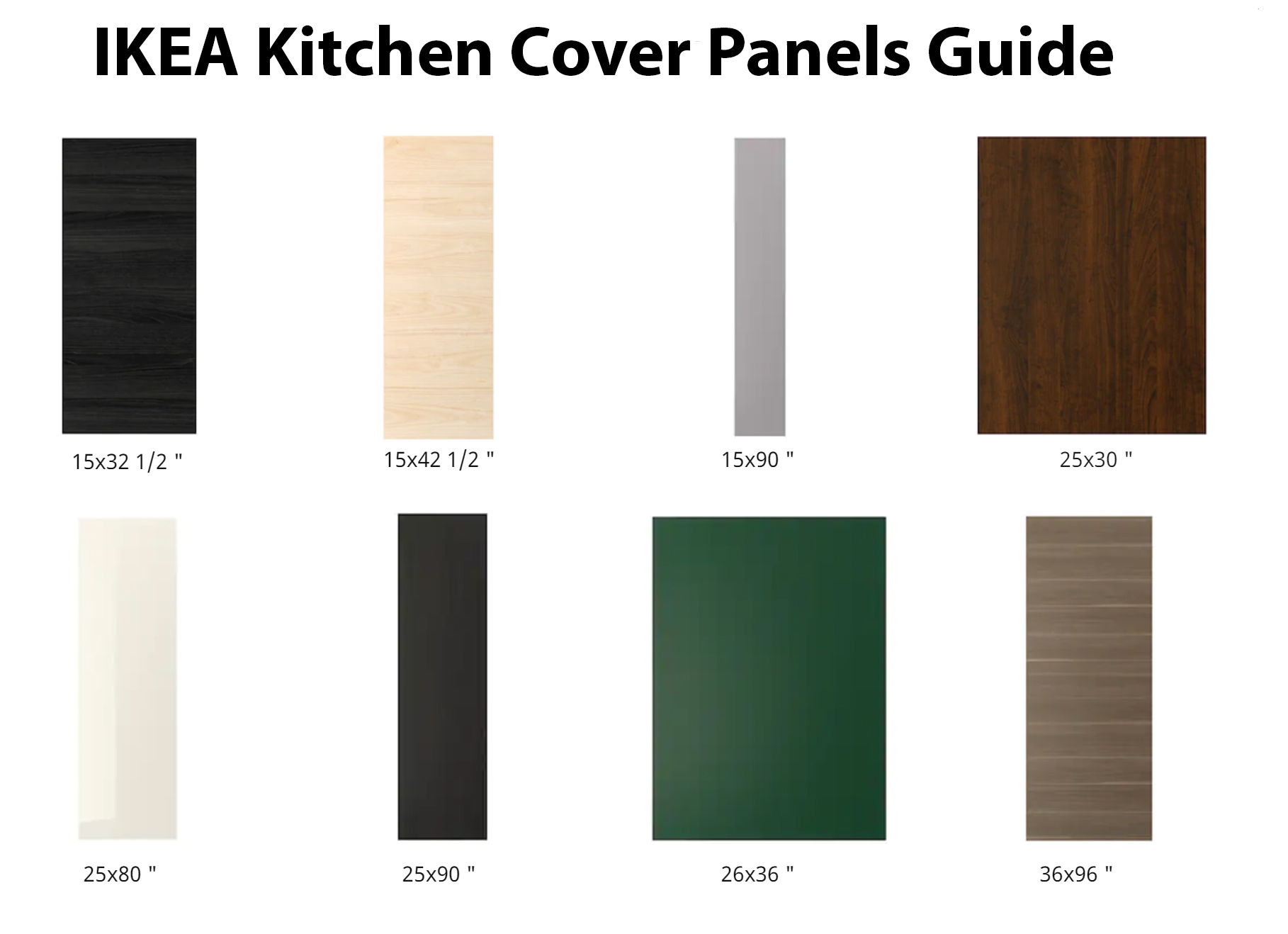 Detailed Ikea Kitchen Cover Panels Guide
